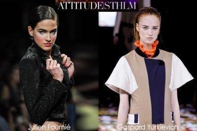 Attitude-STHLM met les créateurs français à l'honneur à Stockholm   FashionLab   Scoop.it