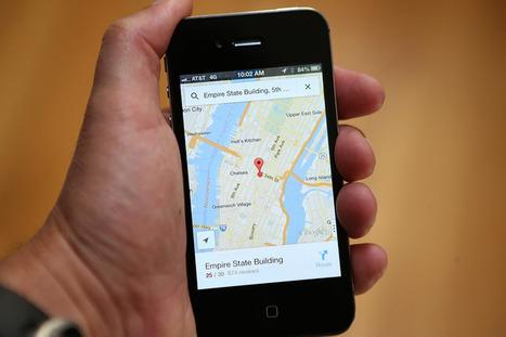 Google Maps se met à jour pour concurrencer Yelp   Etourisme   Scoop.it