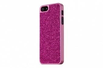 Sparkle luxury iPhone 5/5S  case  -  Rose | ThePadZone | Scoop.it