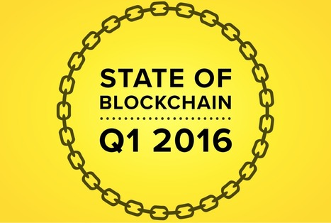 State of Blockchain Q1 2016: Blockchain Funding Overtakes Bitcoin - CoinDesk   Open Innovation   Scoop.it