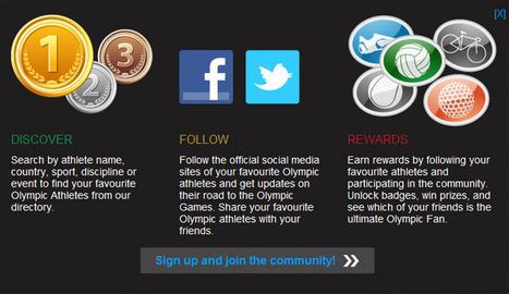 Quelle stratégie Social Media pour les Jeux Olympiques ? | Fresh from Edge Communication | Scoop.it