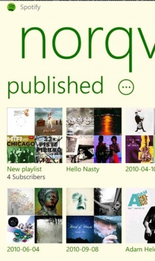 Spotify Comes to Windows Phone 7 and it Sounds So Good | All Technology Buzz | Scoop.it
