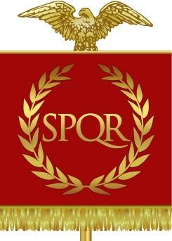 Estandarte del imperio Romano | Imperium Romanum | Scoop.it
