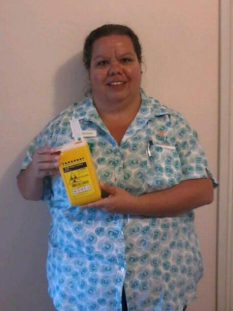 Recheal: Aged Care Nurse | Five Friends | Scoop.it