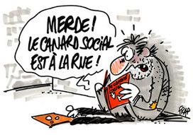 LE CANARD SOCIAL, C'EST FINI | Les médias face à leur destin | Scoop.it