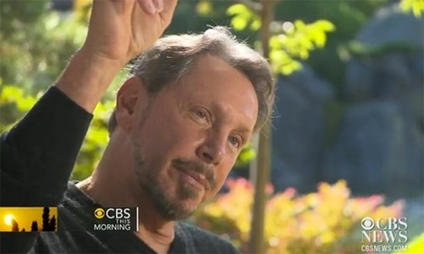 Larry Ellison Sees A Bad Moon Rising For Apple Without Steve Jobs | Educational Technology - Yeshiva Edition | Scoop.it