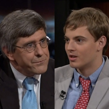Conservative Economist Condescends To A 19-Year-Old College Kid And Gets Schooled In Economics | The Youth of the Nation | Scoop.it