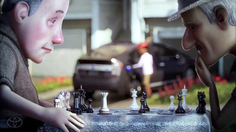 Ad of the Day: Toyota | Social Mercor | Scoop.it