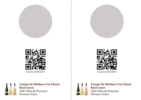 Imprimez vos sets de dégustation avec Vincod | Tag 2D & Vins | Scoop.it