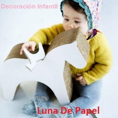Ven a tu Luna de Papel y descubre un montón de ideas de decoración infantil | Luna De Papel | Scoop.it