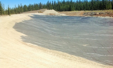 How Pond Liners Conserve Water: Western Environmental Liner | Western liner's scoop.it! | Scoop.it