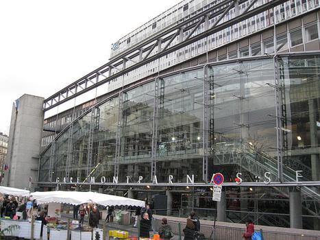 La gare Montparnasse accueille une bibliothèque numérique | Numérique et TIC | Scoop.it