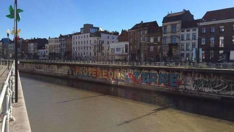 Bruxelles, torride sur l'asphalte   ville et jardin   Scoop.it