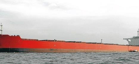 Un mastodonte des mers capable de transporter l'équivalent de 46 tours Eiffel | Logistique | Scoop.it