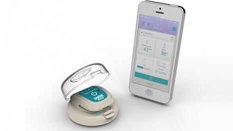 Snuza Pico, un moniteur connecté pour votre bébé. - | Hightech, domotique, robotique et objets connectés sur le Net | Scoop.it