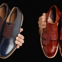 Focus | Paul Smith Men's Shoes Spring/Summer 13 | shoes | Scoop.it