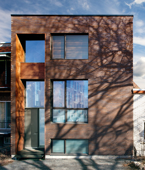 natalie dionne architecte: maison e3 | Building(s) Homes & Cities | Scoop.it