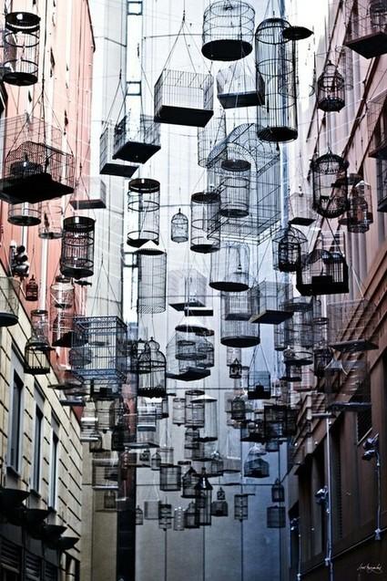 """Forgotten Songs"" by Michael Hill | installations art | Scoop.it"
