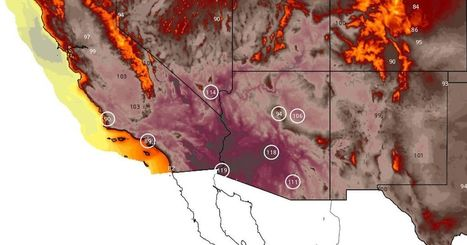 Brutal and prolonged heat wave about to hit the Southwest | MishMash | Scoop.it