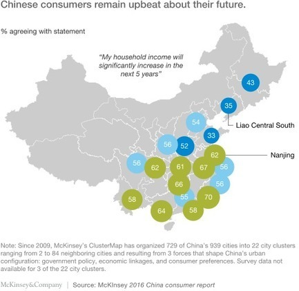 Here comes the modern Chinese consumer | Tourism marketing | Scoop.it