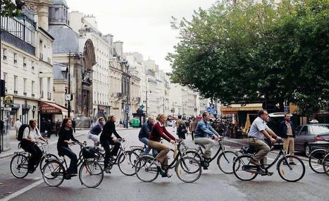 Une ville sans voitures c'est possible - le Parisien   Actualités écologie   Scoop.it