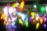 Ideas para crear lámparas con objetos reutilizados | tecno4 | Scoop.it