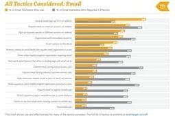The Most Effective Tactics for Acquiring Email Subscribers - MarketingProfs.com (subscription) | Email Marketing | Scoop.it
