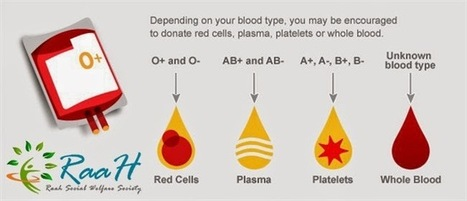 Blood donation is a friendly gesture | Blood donors in india | Raah Social Welfare Society | Scoop.it