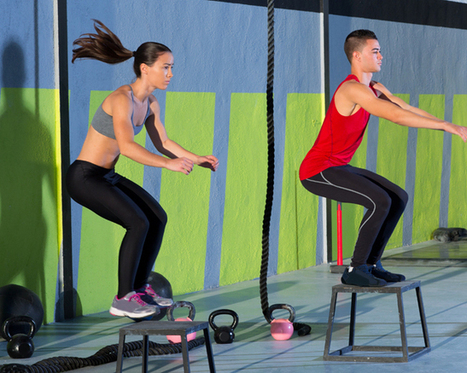 10 Plyometric Exercise Moves That Burn Major Calories | kamagra-hilfe | Scoop.it