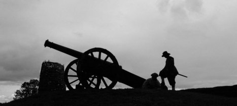 Searching for lost English Civil War siegeworks | UK DETECTOR NET Latest News | Scoop.it