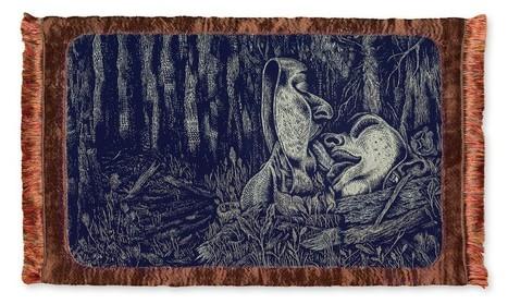 Mauvaises Graines 2 - Topographie de l'Art   TextielMuseum   Scoop.it