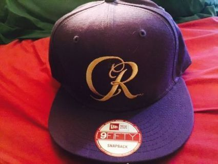 RARE! Crown Royal New Era Snapback Hat NWT Authentic whiskey baseball Purple | My Umbrella Cockatoo, TIKI | Scoop.it