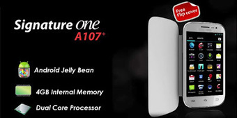 Celkon Signature One A107+ full specs ~ Techno2know   Technology   Scoop.it