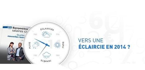 Expectra - Baromètre des salaires  cadres 2014 | La lettre de Toulouse | Scoop.it
