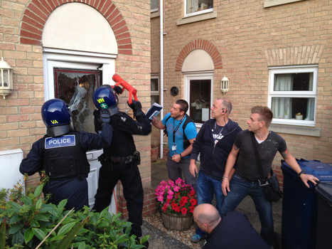 Suspects arrested on suspicion of human trafficking offences after Cambridgeshire Police launch dawn raids in Huntingdon and St Ives   International Relations   Scoop.it