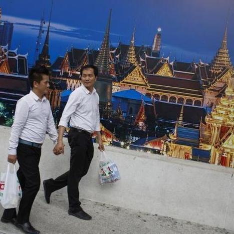 Tailandia podría legalizar el matrimonio homosexual | Derechos Humanos y Jurisdicción Universal | Scoop.it