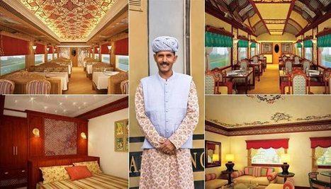 India Luxury Train Tour - Palace on Wheels | India luxury train | Scoop.it