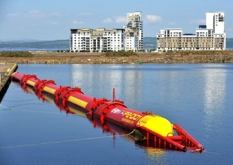 Scottish wave power will drive Japanese recovery - Business - Scotsman.com | Business Scotland | Scoop.it