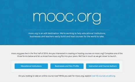 "Google and EdX Are Building a ""YouTube for MOOCs"" 