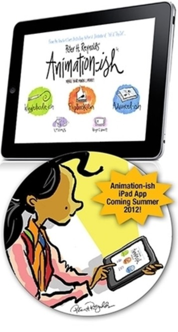 Coming Soon! Animation-ish iPad App - FableVision Learning   Machinimania   Scoop.it