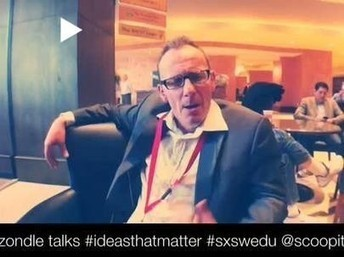 Ben Barton @zondle talks #ideasthatmatter #sxswedu @scoopit | Ideas That Matter From SXSW '13 | Scoop.it