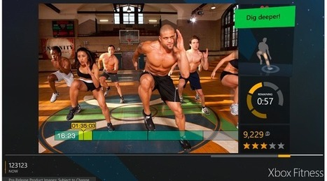 The sweat and feedback of Xbox Fitness - Polygon   Fitness and Weight loss   Scoop.it