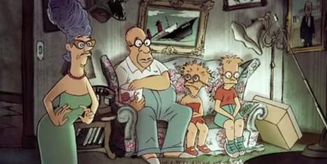 Si les Simpson étaient français | FLE en Italie | Scoop.it