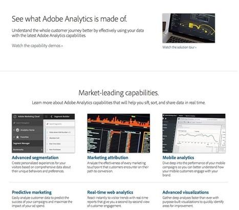 Les meilleures solutions de web analytics pour votre site | _Web Social Analytics | Scoop.it
