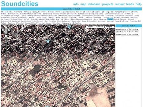 Занимательная картография: дюжина необычных карт / Программное обеспечение | IT mācībās | Scoop.it