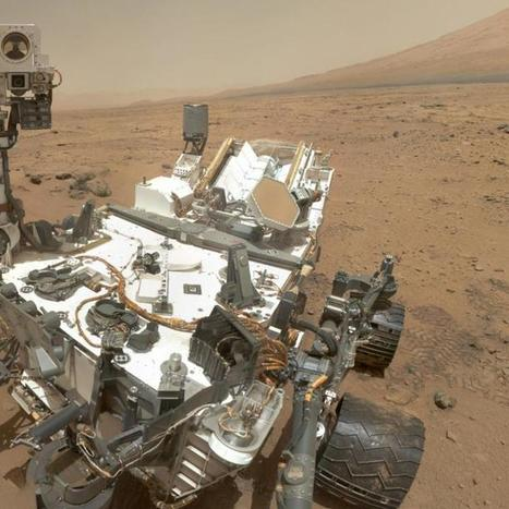 Time Lapse Shows 9 Months of Curiosity's Mars Mission in 1 Minute | Life is: | Scoop.it