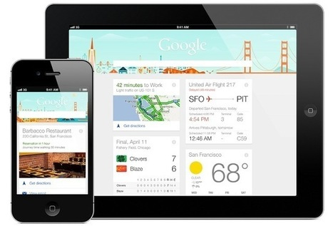 Google Now for Windows & Mac Coming In Next-Chrome Browser | Latest Tech & iOS Gadgets Updates | Scoop.it