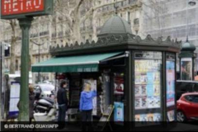 Toujours moins de points de vente pour les journaux | Journalism: the citizen side | Scoop.it