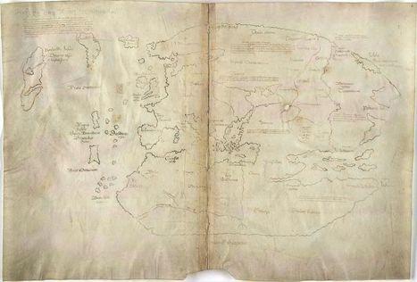 El mapa de Vinlandia (y III)   Afán por saber   Scoop.it