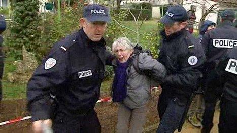 Arrestation à Poitiers : le témoignage de Katia Lipovoï - France 3 Poitou-Charentes | Mediapeps | Scoop.it